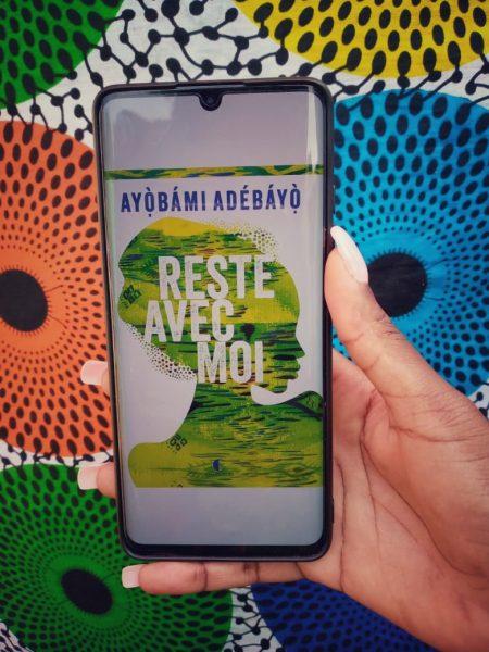 Reste avec moi - Ayobami Adebayo, Lettres Noires