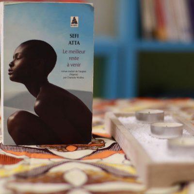 [Nigeria] Le meilleur reste à venir – Sefi ATTA