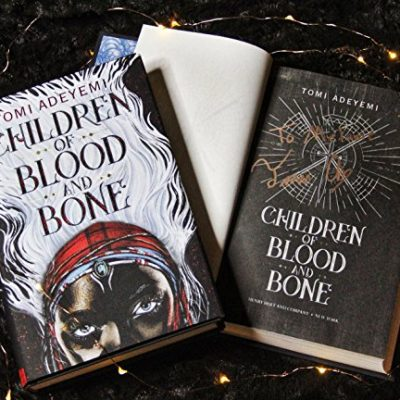 [Nigéria] Children of Blood and Bone – Tomi Adeyemi