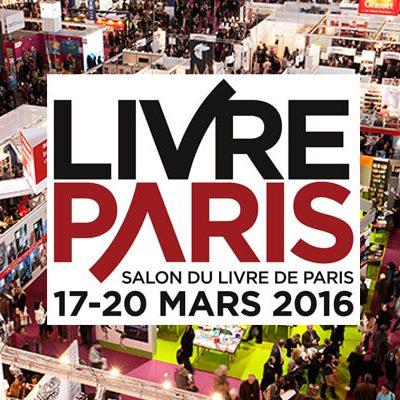 [Evènement] Retour sur le Salon du livre de Paris 2016